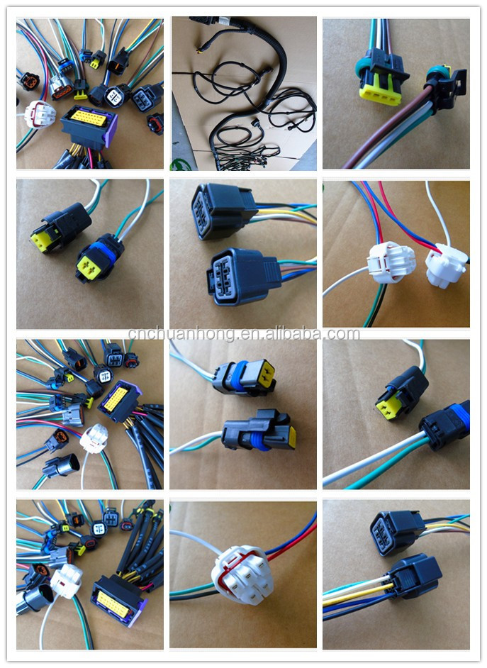 wiring harness connectors for air conditioners battery