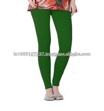 Polainas verdes para mujeres