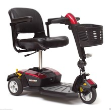 Free shipping for Pride Mobility Go-Go LX with CTS Travel Scooter SC50LX + FREE ACCESSORIES
