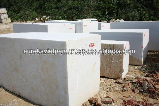 Marble Blocks For Sculpting : Vietnam white marble block buy raw blocks