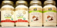 Organic Pure and Virgin Coconut Oil (Cocoanut Oil)