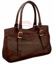 genuine leather big size womam shoulder bag leather lady handbags