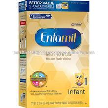 Enfamil fórmula infantil-- polvo oz 33.2 recarga de bebé caja de leche en polvo