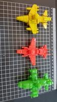 Airplane Jet bricks toys Wholesale Factory Price