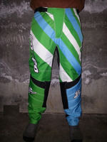 Hot Custom Made Sublimated Motocross Pants and Jersey