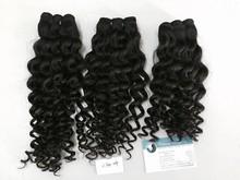 Deep loose curl hair