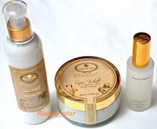 Dead Sea Set Perfume Bath Milk Body Lotion Moisturizer All Natural Ingredients