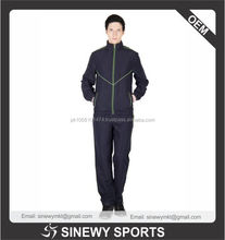Custom Tracksuit top,Sports Keep WarnTracksuit black
