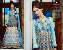 designer anarkali suits ahmedabad