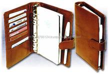 Custom Leather Daily Organizer Portfolio / New Latest Supplier Of Leather Organizer / New Leather Organizer