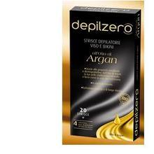 Depilzero Wax Strips Face and Bikini 20 Strips + 4 Wipes