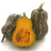 Fresh Pumpkins From Thailand