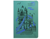 """VIVACASE PU leather universal case London for tablet PC 7"""", green (VUC-CLN07-green)"""