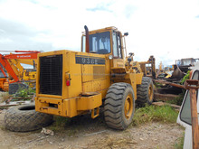 Good performance used CAT 936 wheel loader