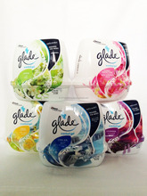 Glade Scented gel air freshener