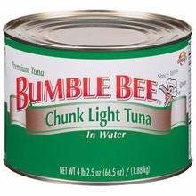 Bumble Bee/ Tuna Chunk Light Water