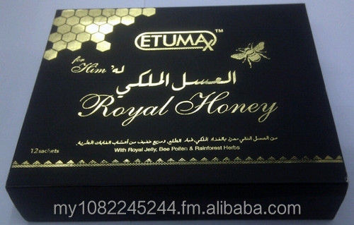 Etumax Royal Honey Him Vitality Honey Honey For Energy