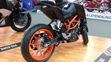 JAPANESE KTM 390 DUKE ABS 2015