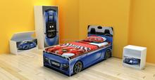 Salvia 4pc Single Bedroom Set