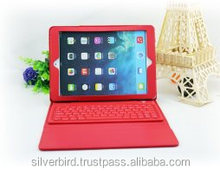 9.7 inch Leather Case With Keyboard-CKB- 95BT for iPad Air