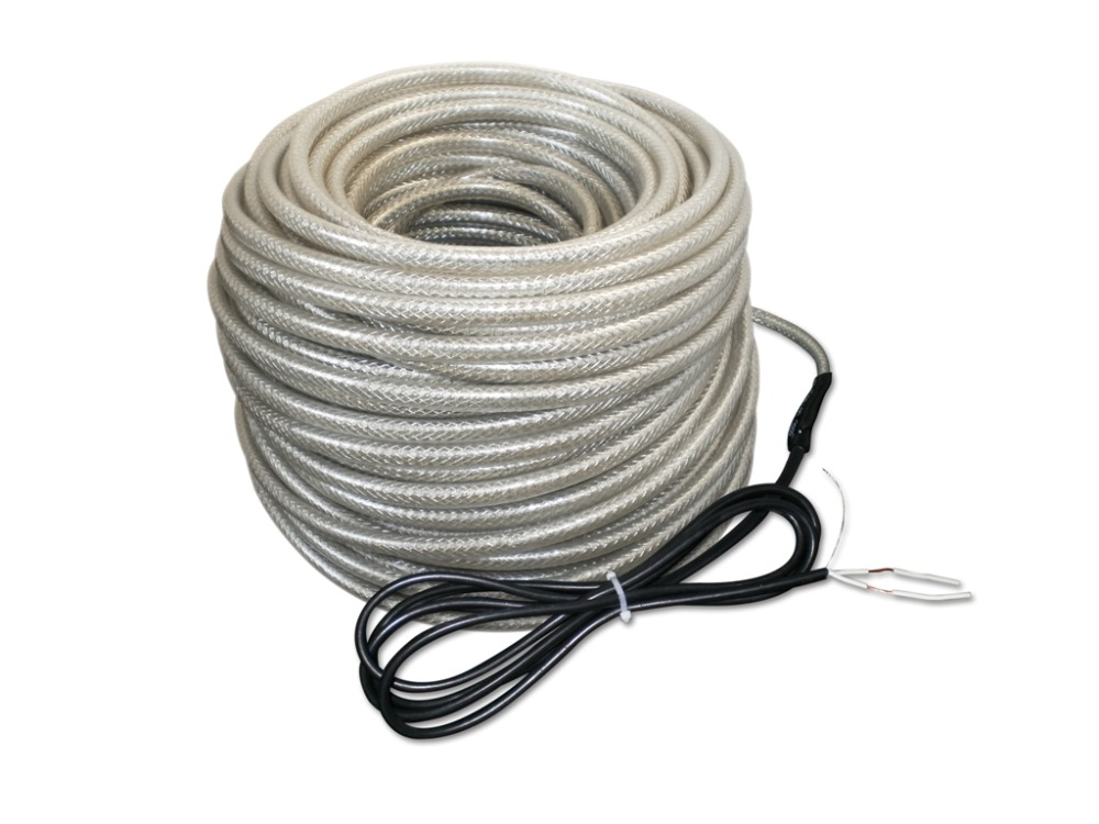 Heat Cable For Downspouts : De icing roof gutters downspouts constant power cable