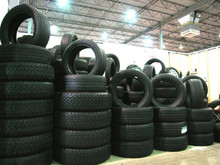Professional truck tyre used on mining tyre 12.00r24