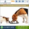 De Oil Rice Bran Pallet With Less Fat And Low Fiber Content
