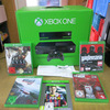 Offer sale For Microsoft Xbox One - Xbox 360 with Kinect + 15 Free Games & 2 Wireless controller