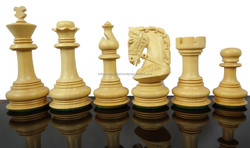 Triple Weighted Staunton Chess Set Rose Wood Chess Pieces 4 Queens Craft Gift