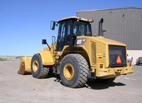 Used CATERPILLAR/CAT 950H Wheel Loader For sale