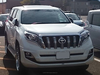 Durable high quality New cars TOYOTA LAND CRUISER PRADO for export from Japanese company