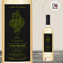 Vina Bernad White Wine Table