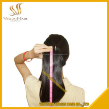 Top hair !!! Vietnam Natural Straight Double Drawn wavy Hair