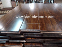 unfinished UNI- FJ Asian walnut solid wood floor 15x90x1820mm 3-5pcs
