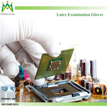 free samples provide latex gloves examination
