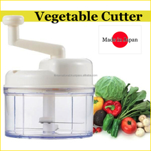 Functional and Long-lasting mini vegetable chopper for household