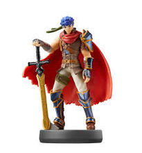 Nintendo Ike Amiibo Figure