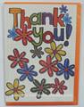 Dar las gracias a usted! Tarjeta de felicitación