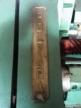 Fleshing machine for tanneries 3200 mm