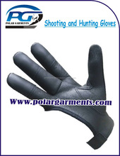 High Quality Four Finger Shooting and Hunting Gloves