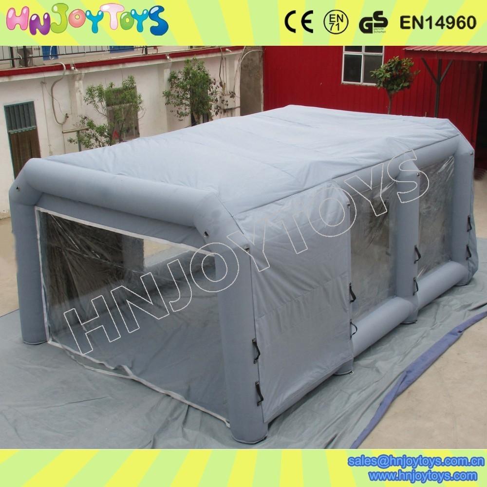 Pas cher utilis de voiture cabine de pulv risation pour vente portable pulv - Vente structure gonflable ...