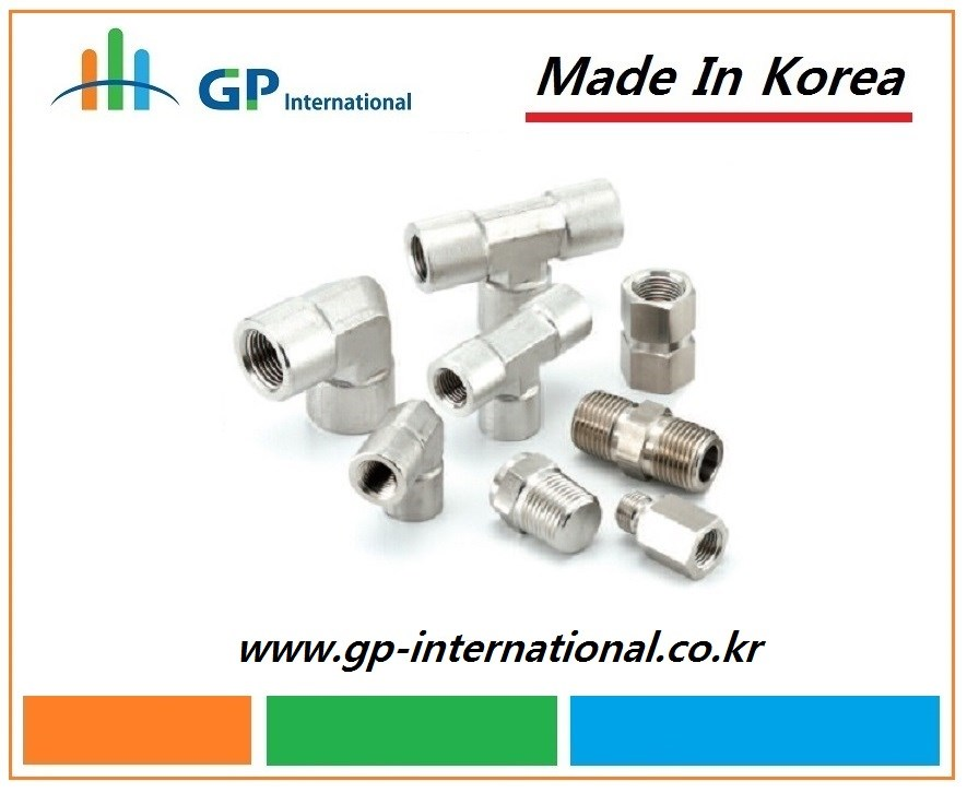 Ss instrument pipe fitting instrumentation tube