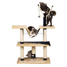 Large/Medium Cat House cat tree cat furniture,hot selling in Germany!