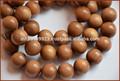 Indio sandalwoo woodcraft / indian sándalo tallado / budismo mala collar