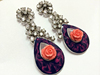 Imitation Earring - Long Style & New Arrival Design Jewellery