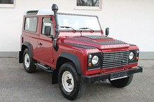 Used Land Rover Defender 90 TD4 Pick Up - Left Hand Drive - Stock no: 12479