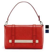 Guy Laroche 2015 Fashion Hobo Bag Red, blue and black