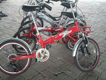 Used Folding Bicycles