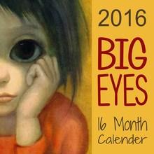 Big Eyes 2016 CALENDAR