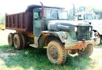 USED US Military dump truck